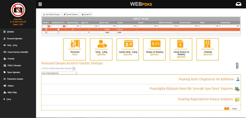 Web-Pdks