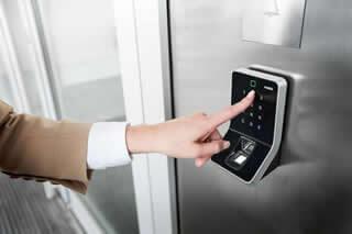 Biometrik Parmak İzi Sistemleri